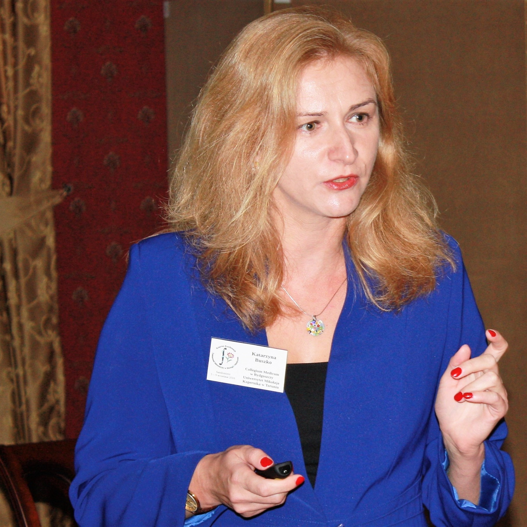 dr Katarzyna Buszko