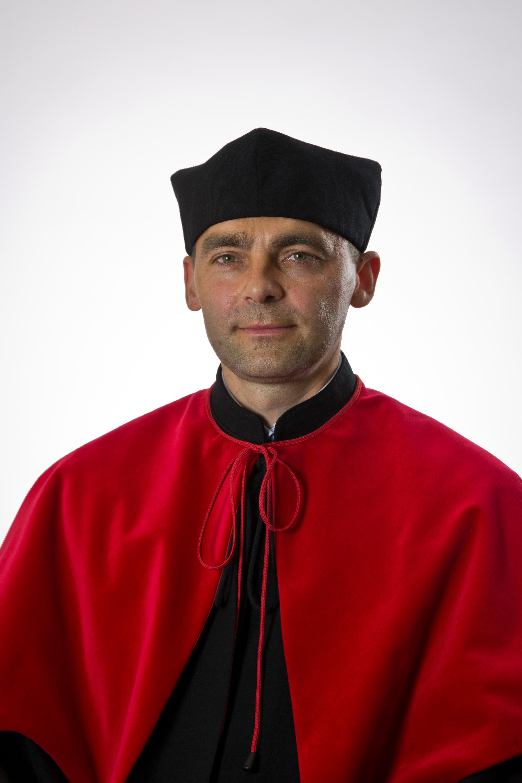 Prodziekan ds. Nauki – dr hab. Michał Marszałł, prof. UMK