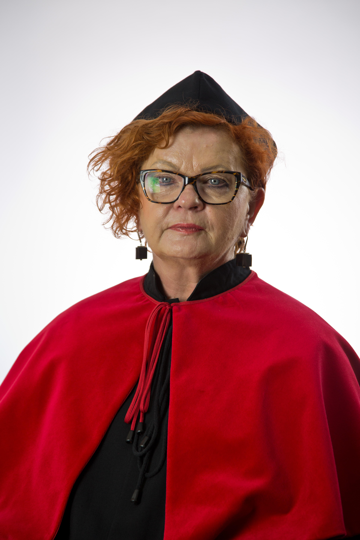 Prodziekan ds. Jakości kształcenia – prof. dr hab. Eugenia Gospodarek-Komkowska